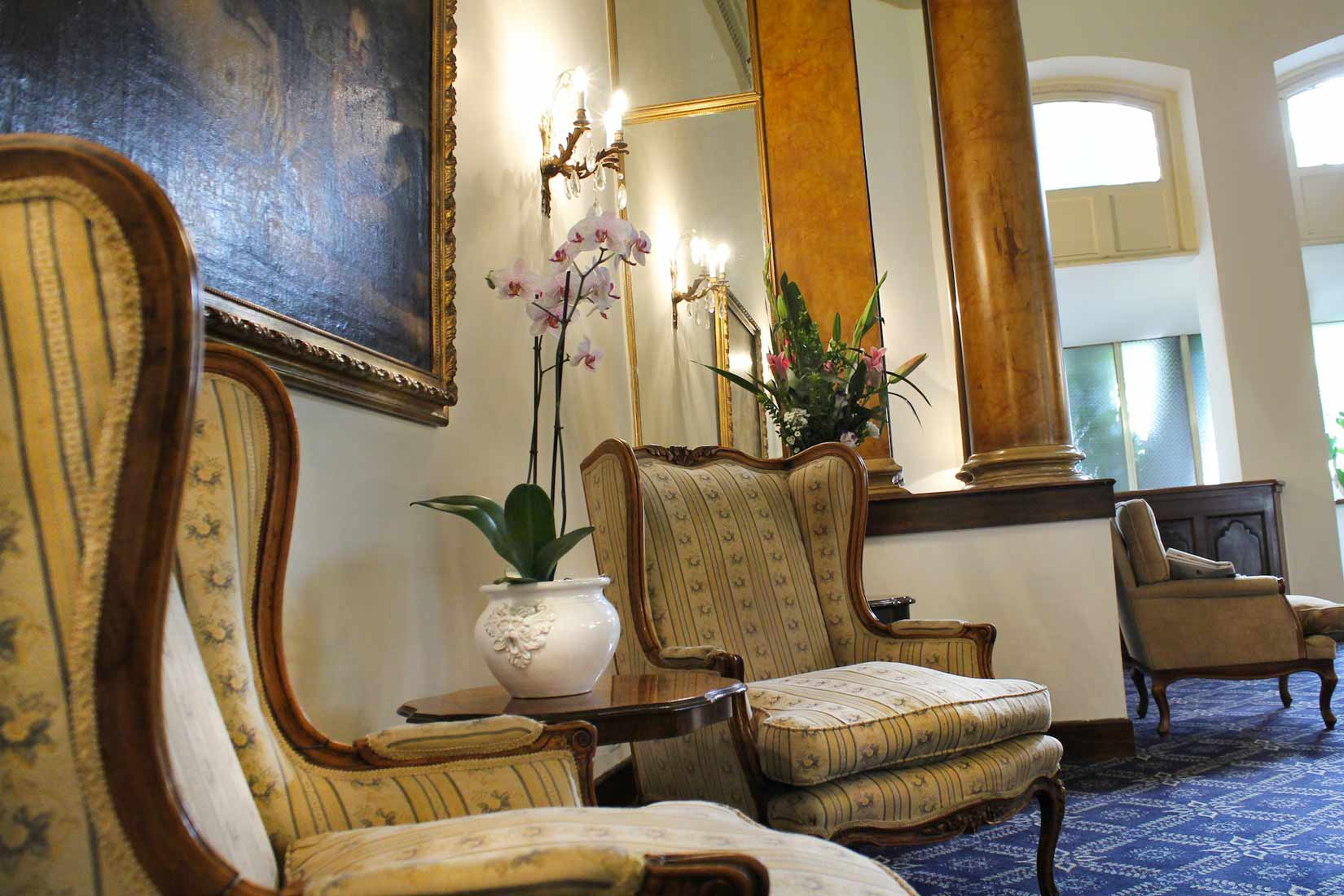 Hotel Villa Delle Rose en Roma Italië beoordelingen 7. 1